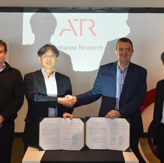 ATR and Entrepreneurs Roundtable Accelerator (ERA) in NYC sign MOU, bolstering Startups in Keihanna